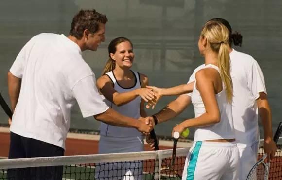 给你打网球的十个理由!