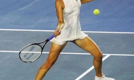 网球绝杀技术——凌空抽球,真没几个业余选手敢这么打!