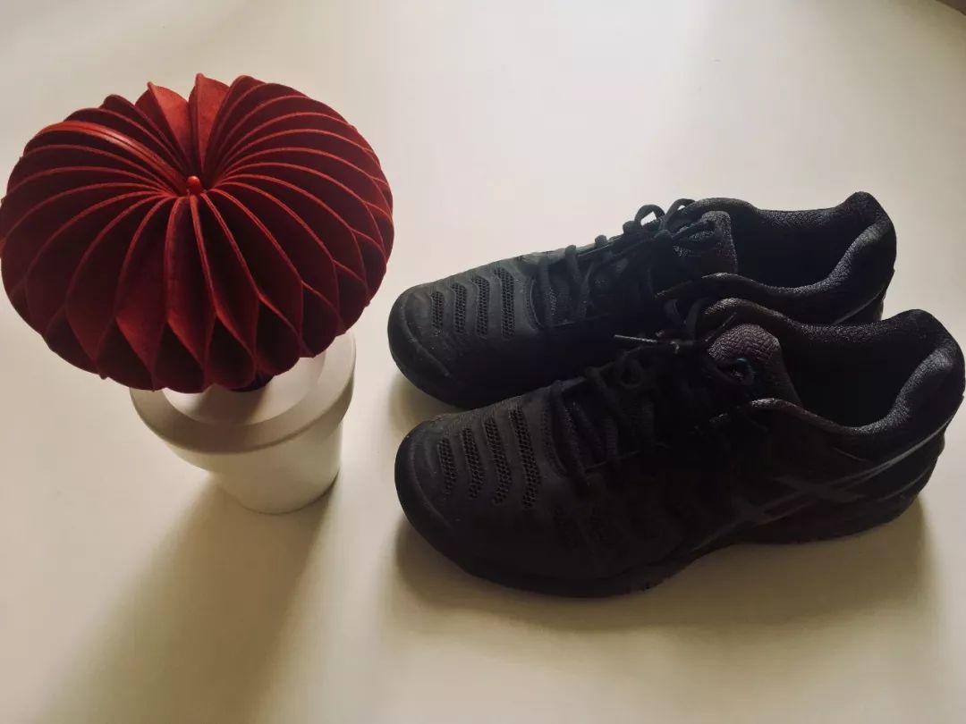 德约鞋子可能也适合你,亚瑟士Resolution 7