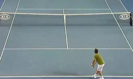【视频】09澳网半决赛精彩球回顾