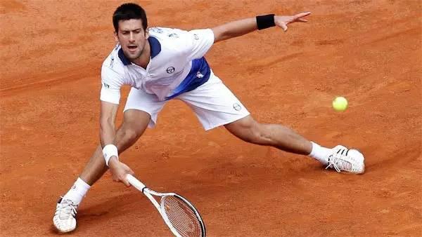 网球,助你成为更好的自己!