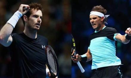 ATP年终总决赛次日战报