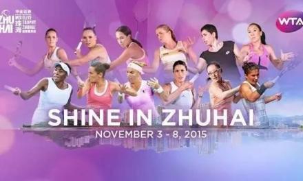 【小年终】珠海WTA超级精英赛有奖预测