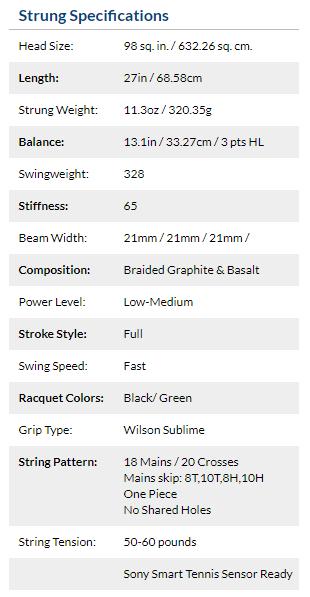 Wilson Blade将融入Clash新科技!硬度更低,拍头更轻,你期待吗?