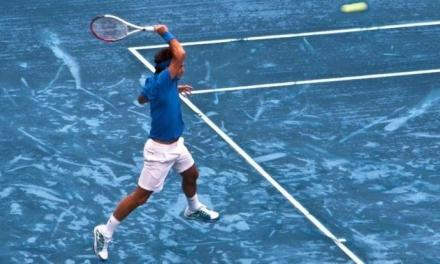 网球5大技术5个小技巧总结!你离技术提高就差这2分钟!