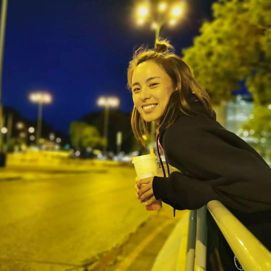 中国一姐王蔷:或许我会成为世界第一,谁知道呢?