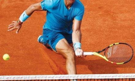 问答:网球中如何截击处理过网急坠球,站位是关键!
