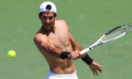 懂得怎么放松击球,才能真的打好网球!