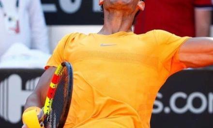 法网男单解签:打进决赛,然后输给纳达尔