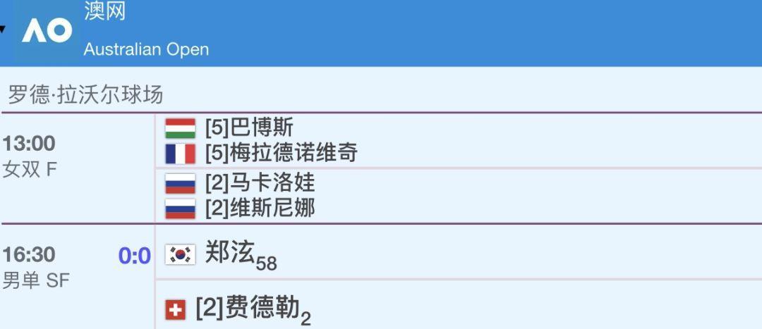 【有奖竞猜】费德勒将迎战亚洲小德约!