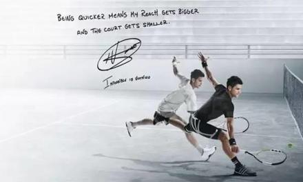 强悍的不是网球技术,而是为热爱日复一日的坚持!