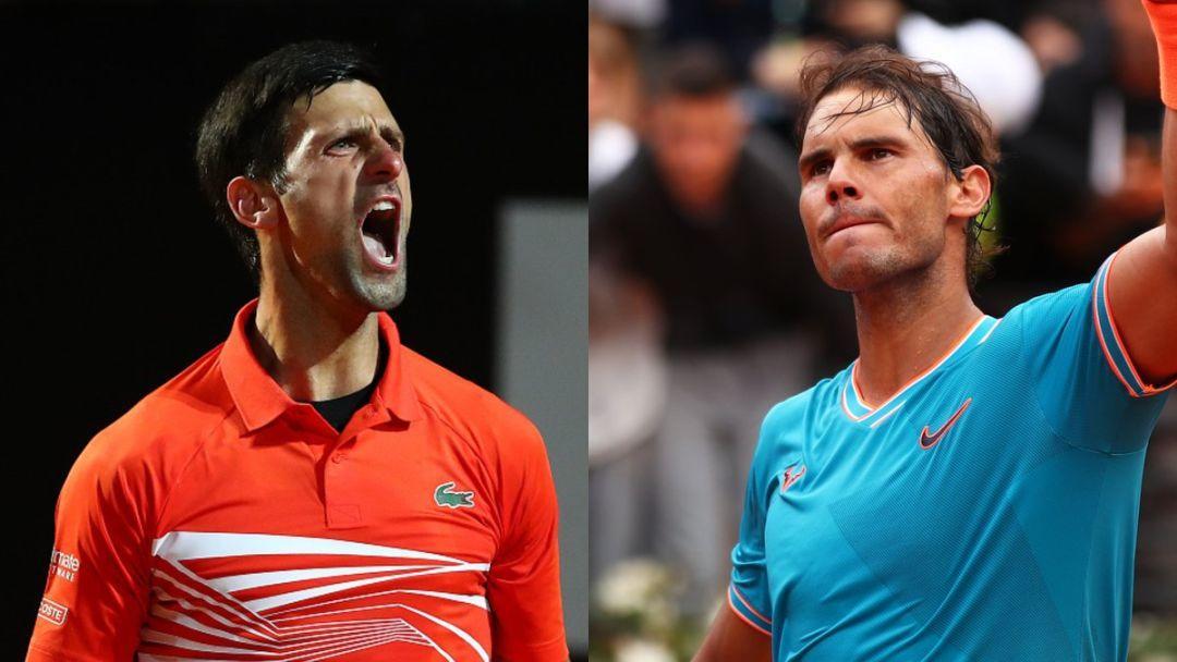 今晚罗马纳达尔德约谁赢,今年法网冠军就是谁的?