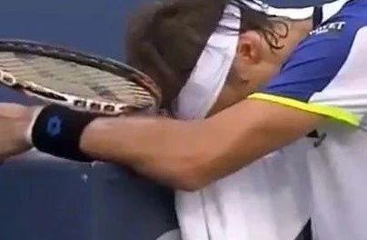 网球场上永远不要停止奔跑!看了想哭是我老了吗?