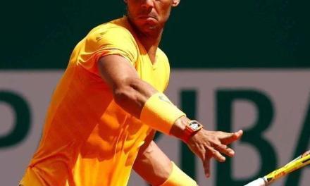 网球找准最佳击球点,正手击球不发力也暴力!