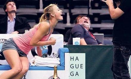 搞笑瞬间之打网球的你,最后一个可以说很形象了
