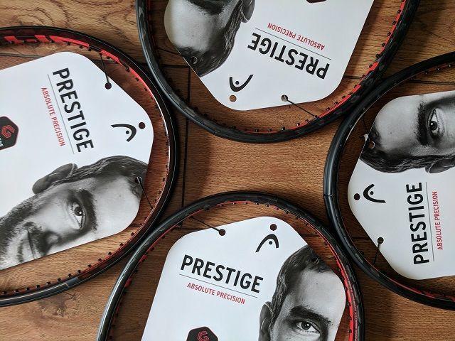 Head Touch Prestige Tour——德约亲测,你值得拥有!