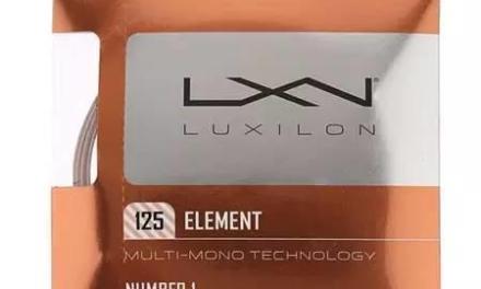 很柔韧的硬汉——Luxilon Element 16L