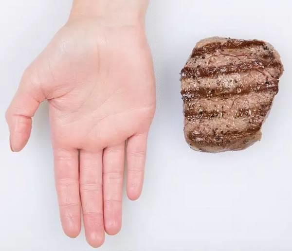 伸手就知道一天吃多少最健康