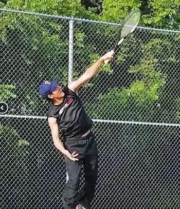 娱乐圈网球爱好者大盘点