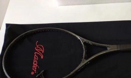 第一支纯手工定制专业网球拍,多图全过程!