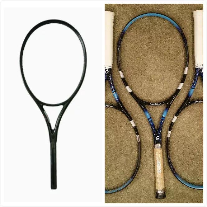 纯手工定制专业网球拍,一天只卖一支!