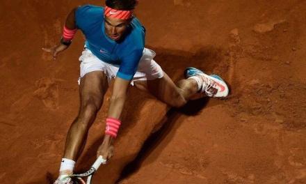 三种职业选手必备步伐,打网球的人必须掌握!