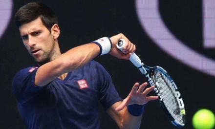 网球正手击球没穿透力?一定是你的手肘没向上翻!