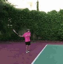 问答:网球正手总打不好?转体、随挥这些简单的动作你做对了吗?
