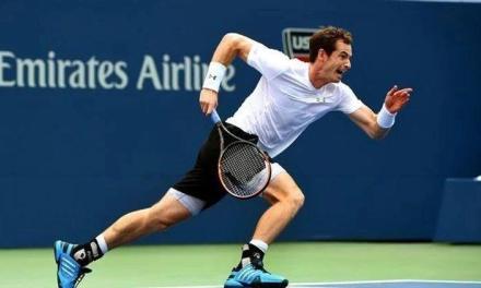 论网球选手如何以博尔特的速度追到小球,上演绝地反击!
