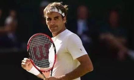 虽然不必成为费德勒,但你也应该教孩子打网球