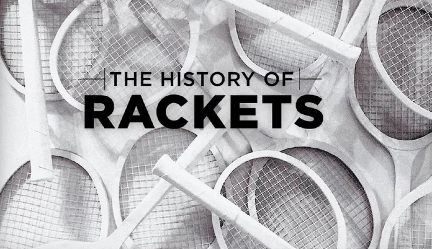 历史上的第一支网球拍,是什么?