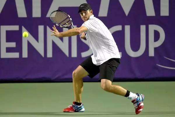 网球中发力时如何借力打力