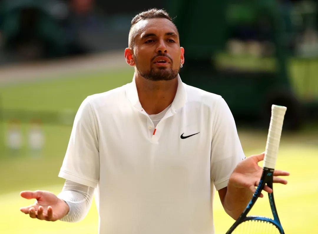 """盘点网球比赛中的""""不君子行为"""",OUT可不能随便乱喊!"""