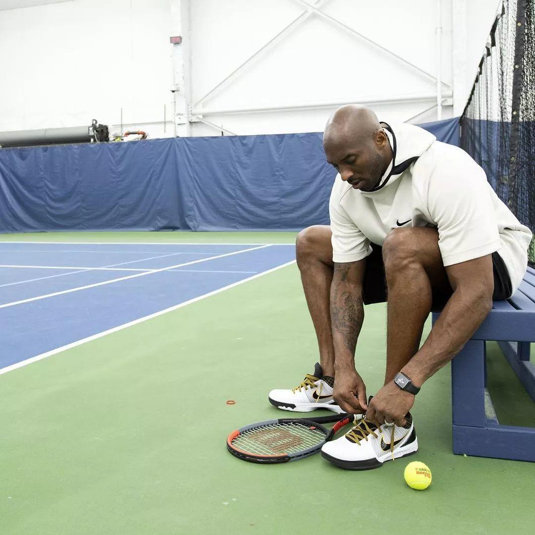 科比为了篮球见过凌晨四点的洛杉矶,但内心其实更想打网球?
