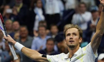 梅德韦杰夫:这是一支对付磨王最好的球拍!Tecnifibre ATP TFight 305 XTC