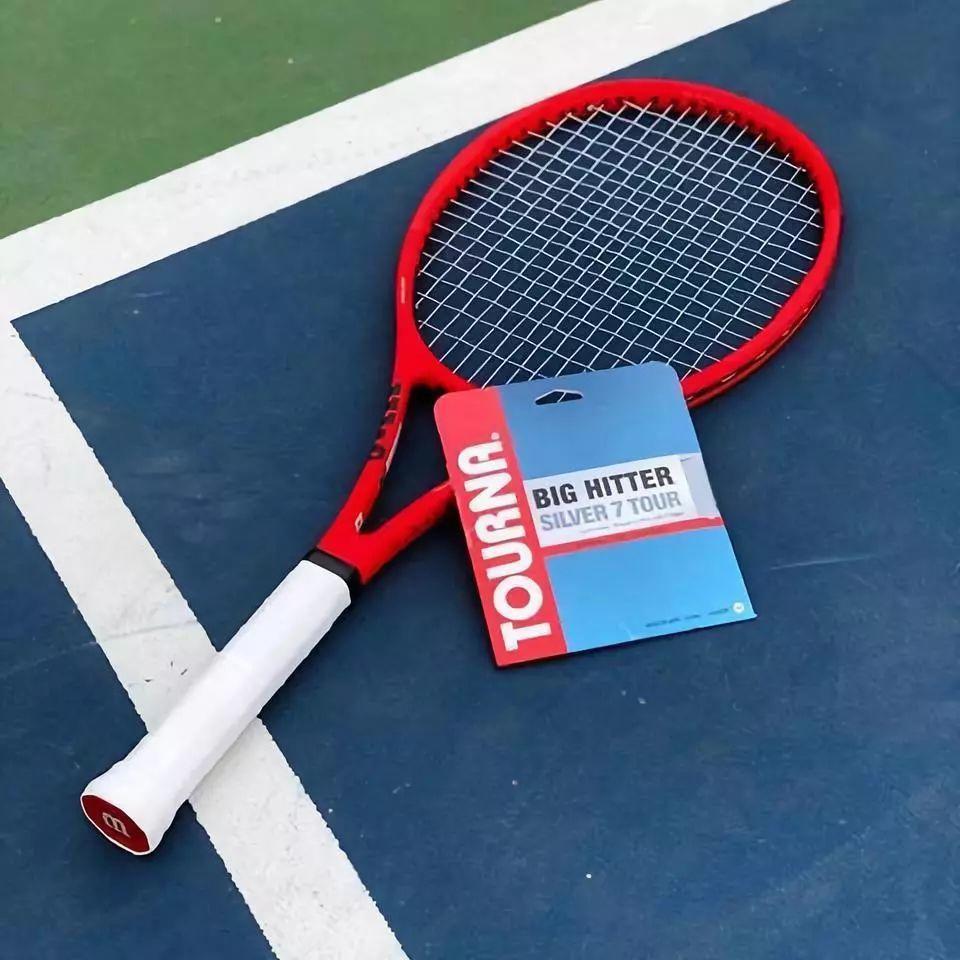 推荐!今年网球高手都在试用这一款网球线