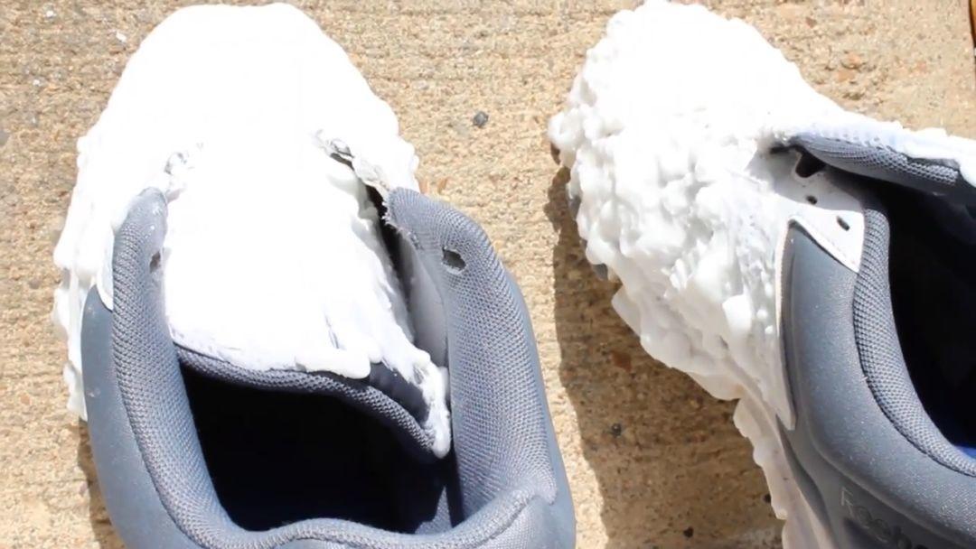 一个超实用的网球鞋洗白偏方!附保养小技巧