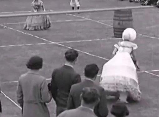1880-2020年网球正手的演变,看出什么区别了吗