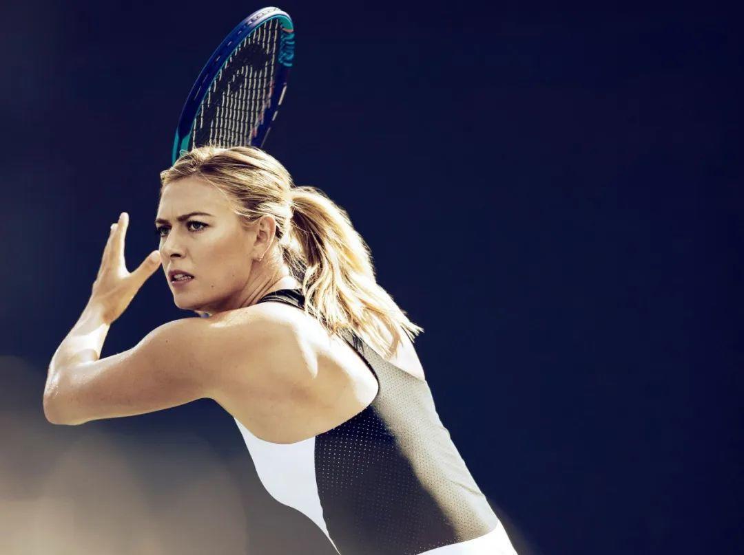 莎拉波娃退役了,我才知道为何要打网球