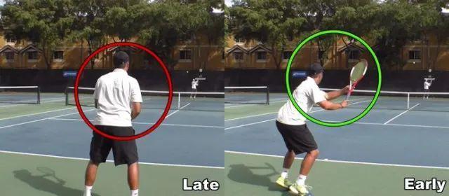网球正手做到这点很多击球问题迎刃而解!10个教练有9个会反复强调