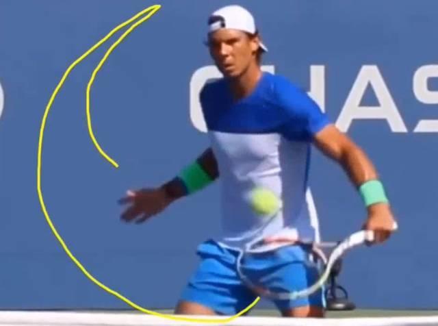 网球截击如何将球推深?增强截击的力量与控制靠这4点