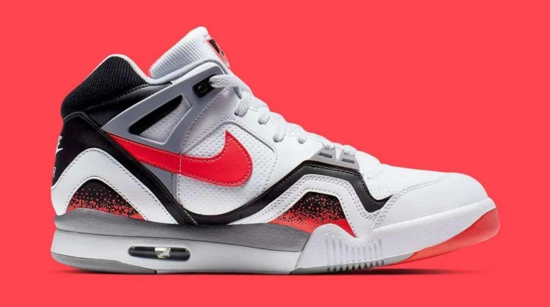 网球界AJ,30年才出一双! Nike Men's Tech Challenge 20 阿加西限量款气垫网球鞋