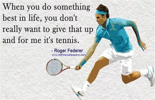 打好网球必须懂得的8件事,第5件只有费德勒才能做到