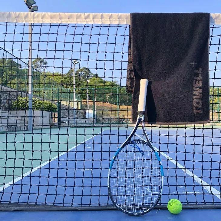 德国TOWELL+ 网球运动毛巾,限时折扣只要38!