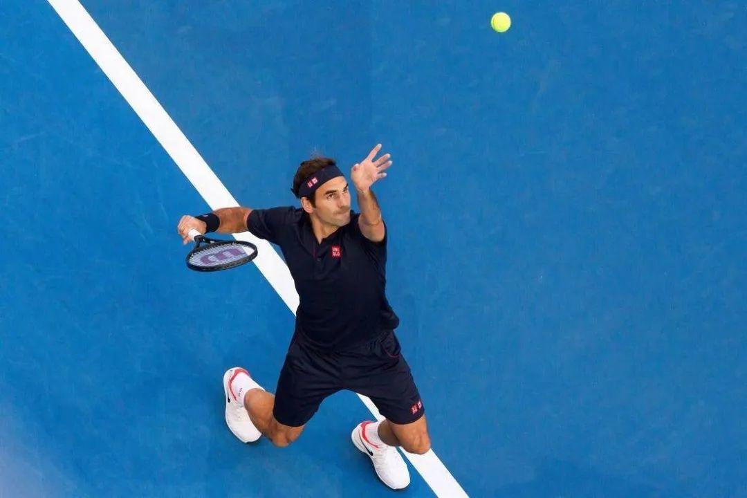 网球平击、上旋、侧旋发球击球部位详解,点进来一眼就明白