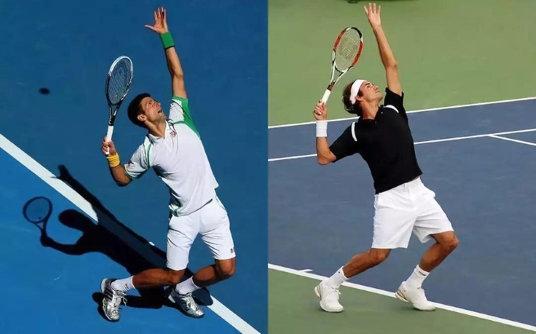 网球发球三大误区,严重影响发球的力量和速度