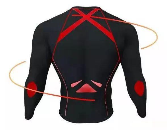 全新黑科技,运动1秒干!穿这套衣服打球想湿身很难