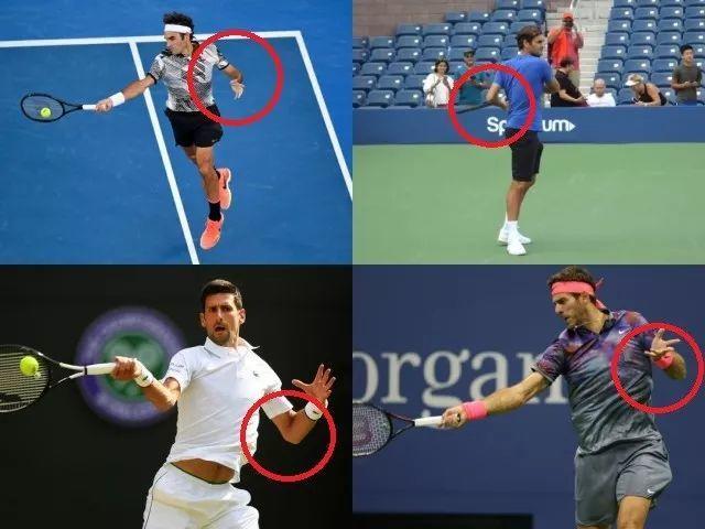 网球发球的时候老是砸到自己的腿,该如何避免?初学者必看