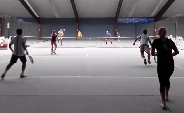 网球教练必收藏!3个趣味练习让球员根本停不下来!
