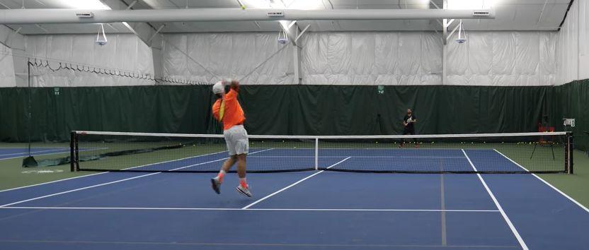 如果水平允许!提升网球单打得分能力,这个练习不能少